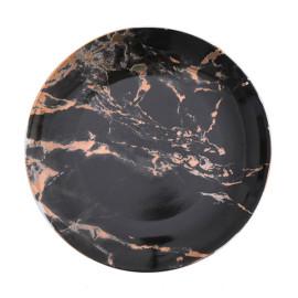 Lekoch Marmorteller Keramik Teller - 25cm