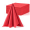 Lekoch 2-Ply Air-laid Disposables Paper Napkins in Red 50PCS