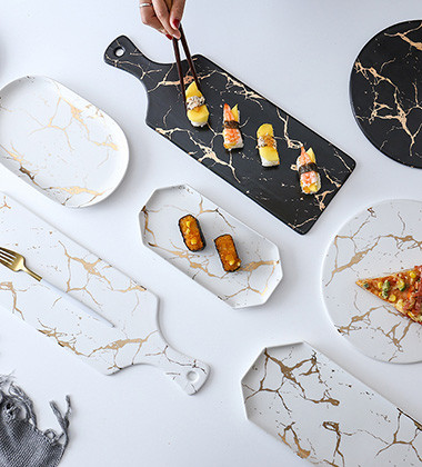 lekoch sushi Plates
