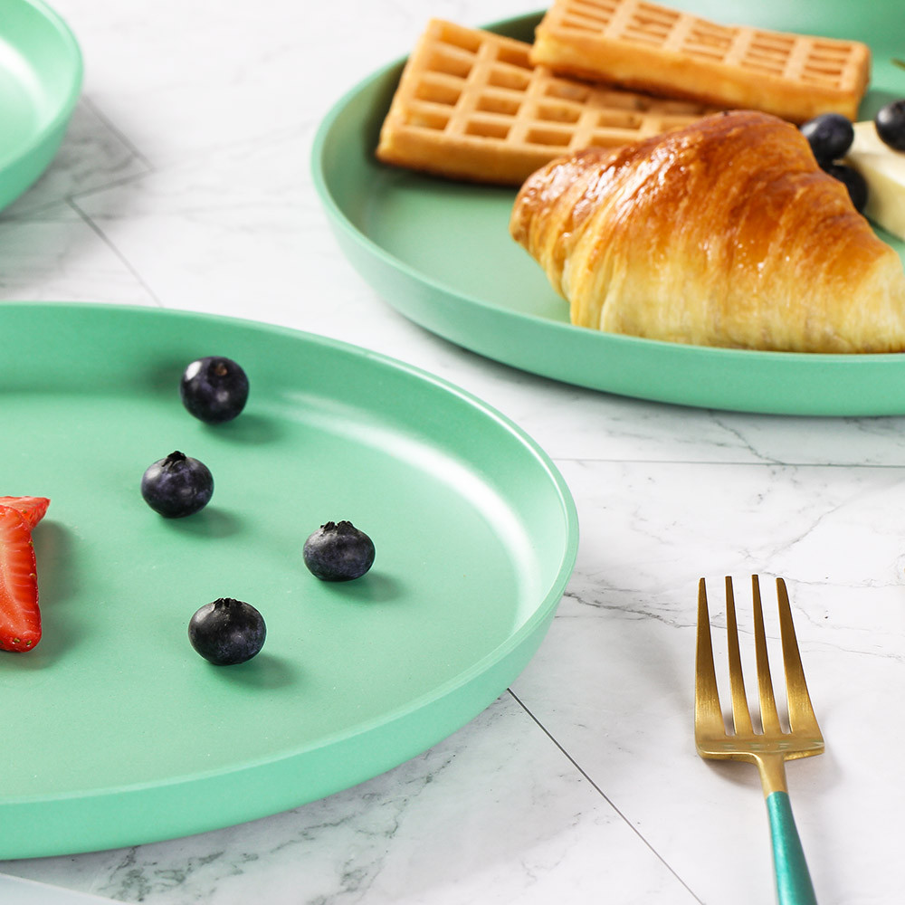 eco-ftrendly tableware