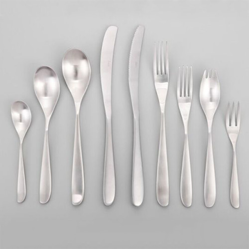 Lekoch Silver Stainless Steel Cutlery Set Wholesale