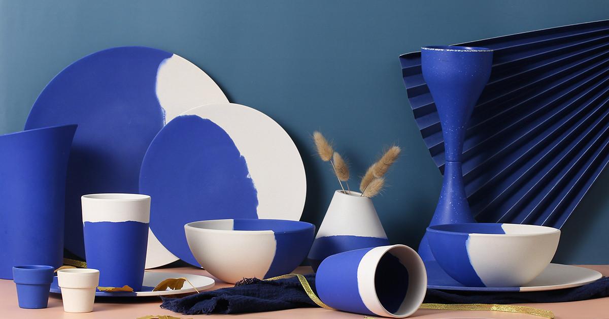 reusable bamboo dinnerware sets,Bamboo Fiber tableware, Bamboo fiber plates, bamboo dinnerware set