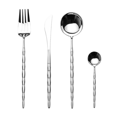 LEKOCH Cutlery   Silverware Set Restaurant Tableware Set LF4020
