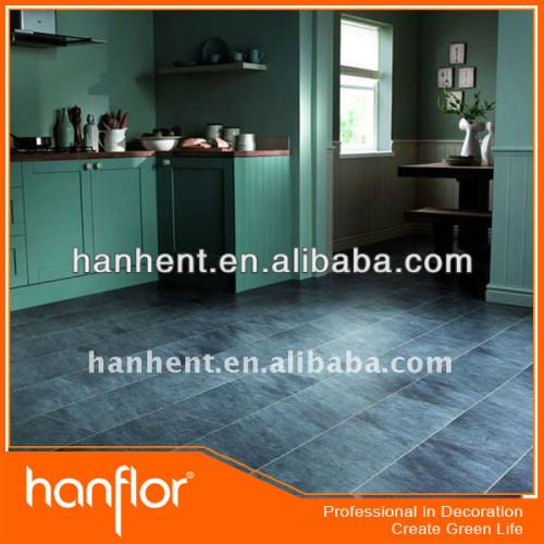 Popular diseño de vinilo plástico azulejo de suelo