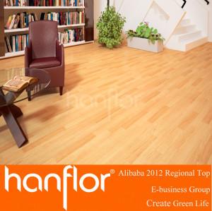 Moderno lujoso vinilo madera tablón tablón de vinilo grano de madera piso del piso de vinilo