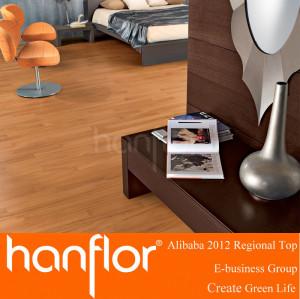 Alta calidad del piso de vinilo tablón mate acabado