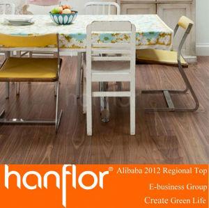 De madera de pvc piso de vinil con 0.07 - 1.0 capa de desgaste