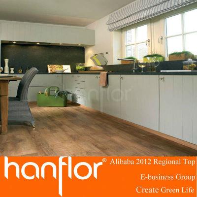 Impermeabilización y durable pisos de vinilo del pvc para cocina