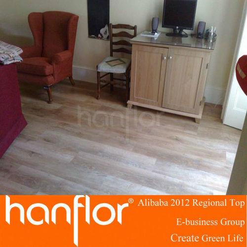 Alta calidad y precio bajo pisos de madera sintética