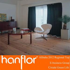 Uso en el hogar precio competitivo pisos de madera sintética