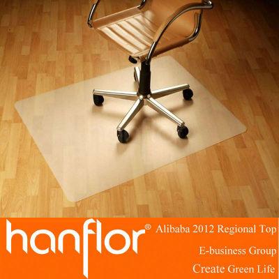 De lujo de uso en el hogar baldosas de vinilo de piso / PVC azulejos del piso de vinilo