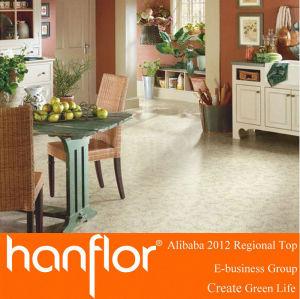 Nuevo diseño colorido de interior suelo de PVC