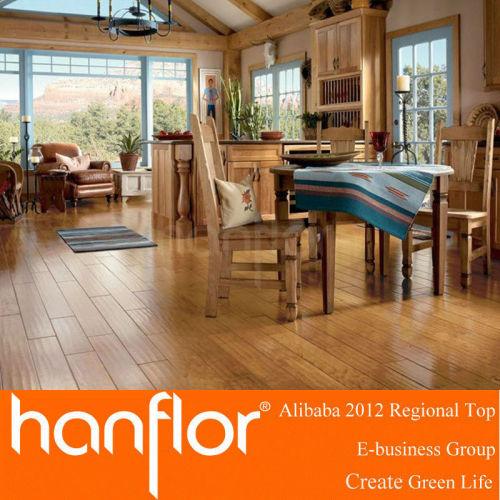 Caliente la venta de impermeabilización de alto uso resistente pisos de vinilo