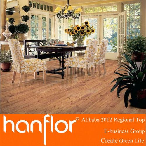 Caliente venta de suelo de PVC piso de vinil tablón