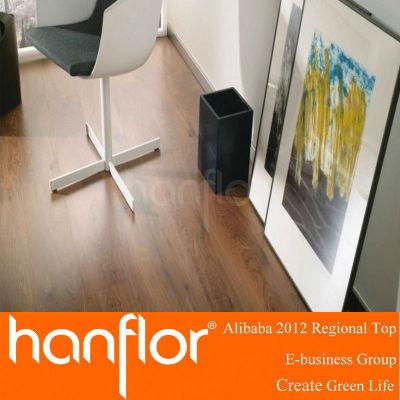 Nuevo tipo de pisos de vinilo del PVC hoja para la decoración del hogar