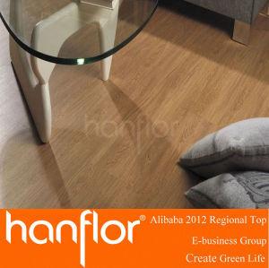 Nuevo tipo de madera serie sintético pisos de vinilo