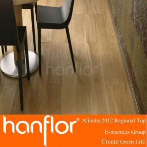 Útil decorativos de madera del grano de pisos de vinilo