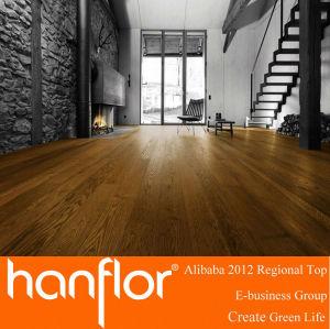 Moda Multicolor como Natural de madera pisos de vinilo del PVC