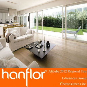 Respetuoso del medio ambiente de múltiples capas de PVC tablón de vinilo pisos