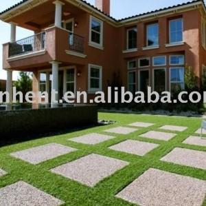 Perfecto y de calidad superior césped sintético para el hogar jardín / patio de jardinería