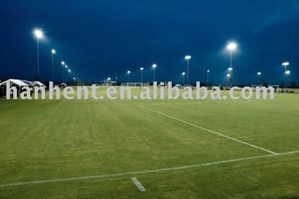 Popular de fútbol de césped Artificial césped, Oliver verde
