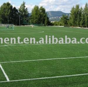 Sportpro - ES Artificial césped de fútbol, Campo verde