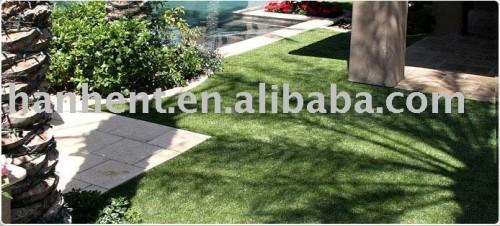 Verde Portable exterior paisaje césped artificial para el jardín