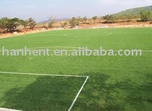Económico sintéticas campo de fútbol de hierba