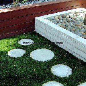 Backyards y frente yardas césped sintético