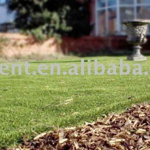 Superior patio falso hierba