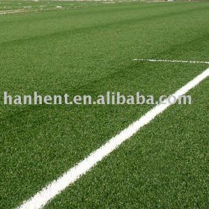 Excelente sintético campo de fútbol greensward
