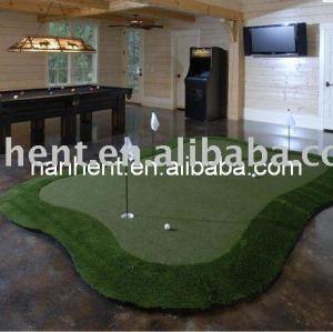 Artificiales de interior de campo de golf de hierba
