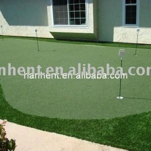 2015 maravilloso pelota de golf de césped artificial, Campo de golf de hierba falsa