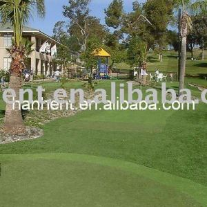 Cheap ecológico maravilloso golf putting green césped artificial
