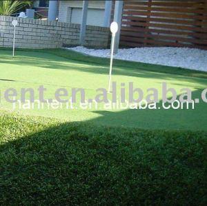 Frontyard campo de golf césped sintético de césped