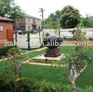 Ocio y jardín falso hierba césped artificial
