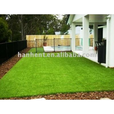 Frontage gazon artificiel pelouse