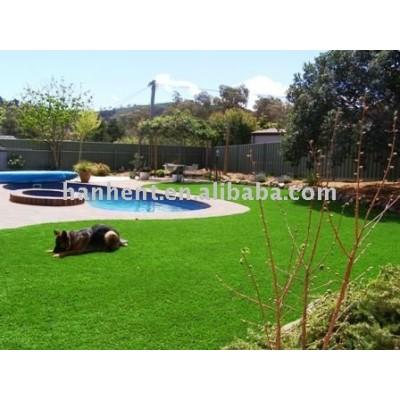Respectueux de l'environnement sans plomb inoffensif piscine de gazon synthétique