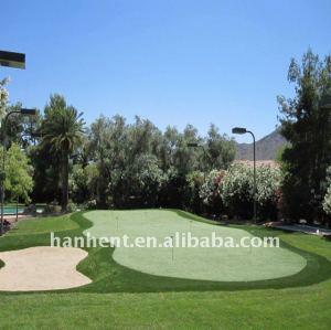 10 mm PA hilo campo de golf de artifiical besar la hierba
