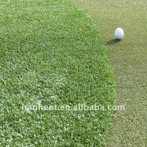 Pa material sintéticas césped para el campo de golf