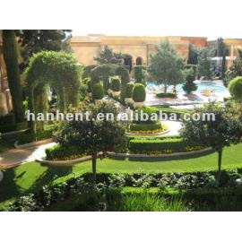 Jardín jardinería verde hierba