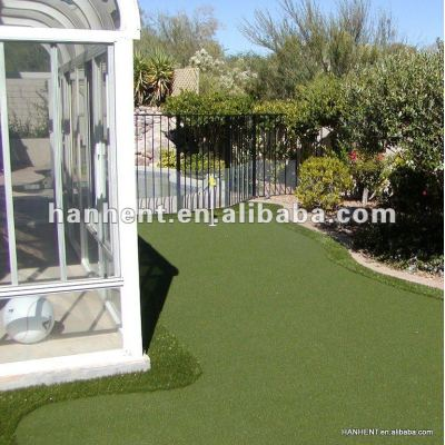 Pelota de Golf putting green falso