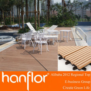 Wpc ECO impermeable DECKING suelo