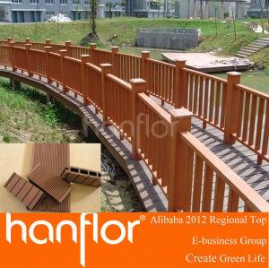 Decking compuesto plástico de madera, Junta wpc, Wpc Decking precios