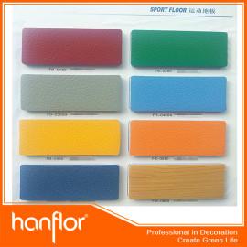 Baloncesto PVC recuento sports flooring