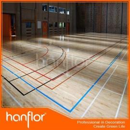 Pvc sports flooring 4.5 mm / 5.0 mm / 6.0 mm / 7.0 mm