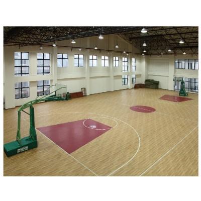 Pvc sport plancher