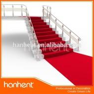 Rouge tapis pour salle de réception