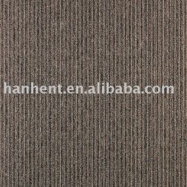 Con pelo insertado PP alfombra alfombra del hotel uso