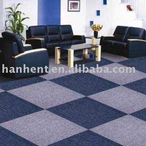 Máquina con pelo insertado alfombras de polipropileno alfombras
